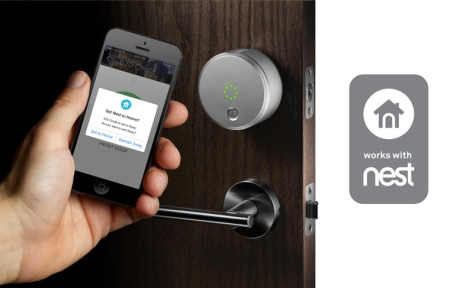 August Smart Lock Logo August Smart Lock Now Works